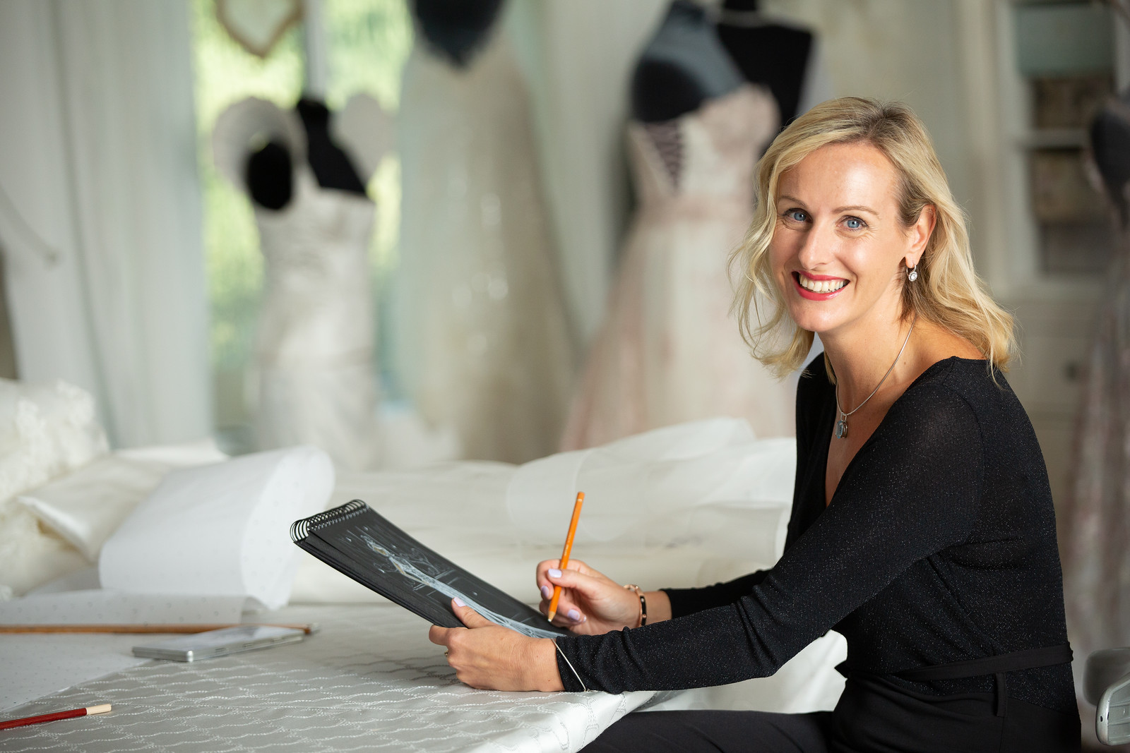About the Designer - Sian Hughes Cooke