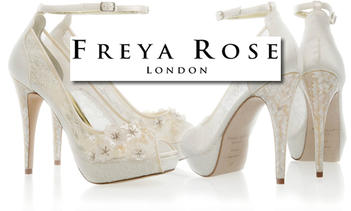 Bridal Shoes - Mother of the Bride Shoes - Freya Rose